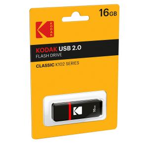 kodak 16 gb flash bellek