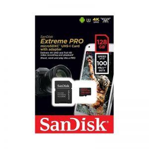sandisk extreme pro 128gb 90 mb